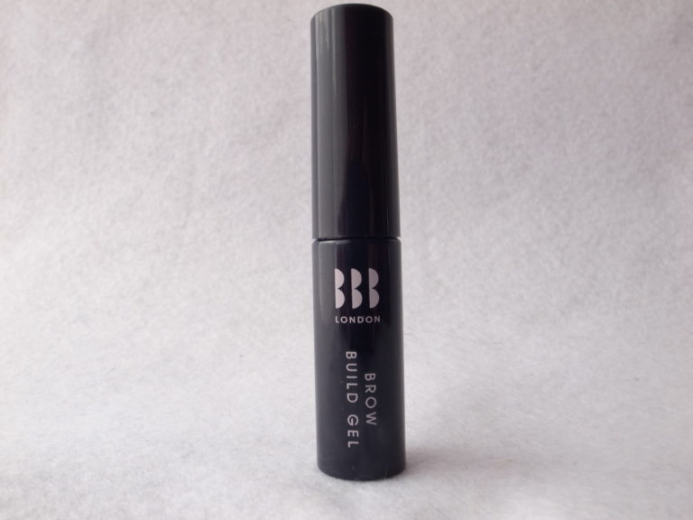 BBB LONDON Brow Build Gel Indian Chocolate 2ML
