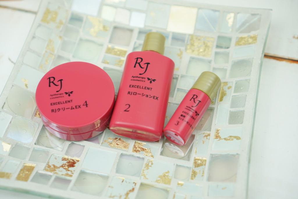 Apitherapy cosmetics