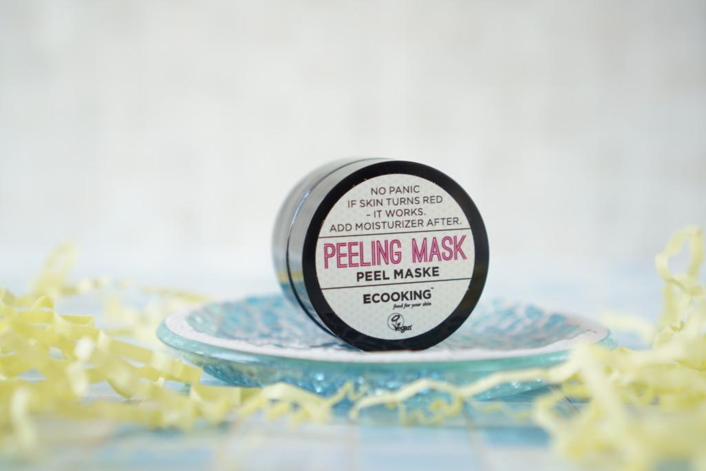 Ecooking Peeling Mask 15ml