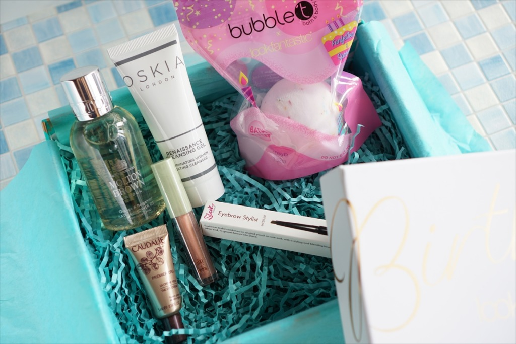 lookfantastic Beauty Box September 2019 開封&レビュー