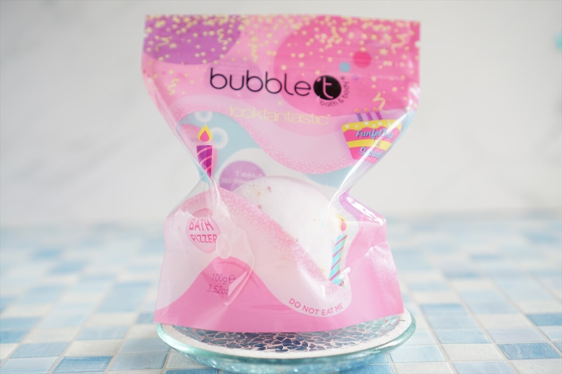Bubble T Limited Edition Bath Bomb