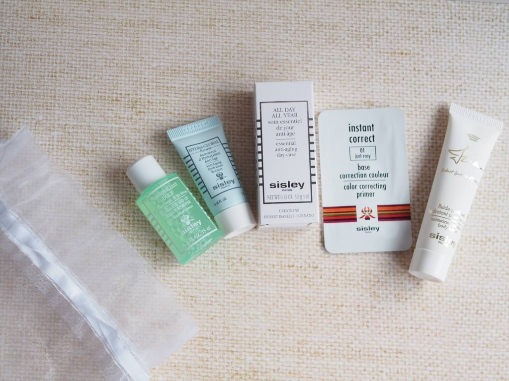 SISLEY Beauty Subscription October