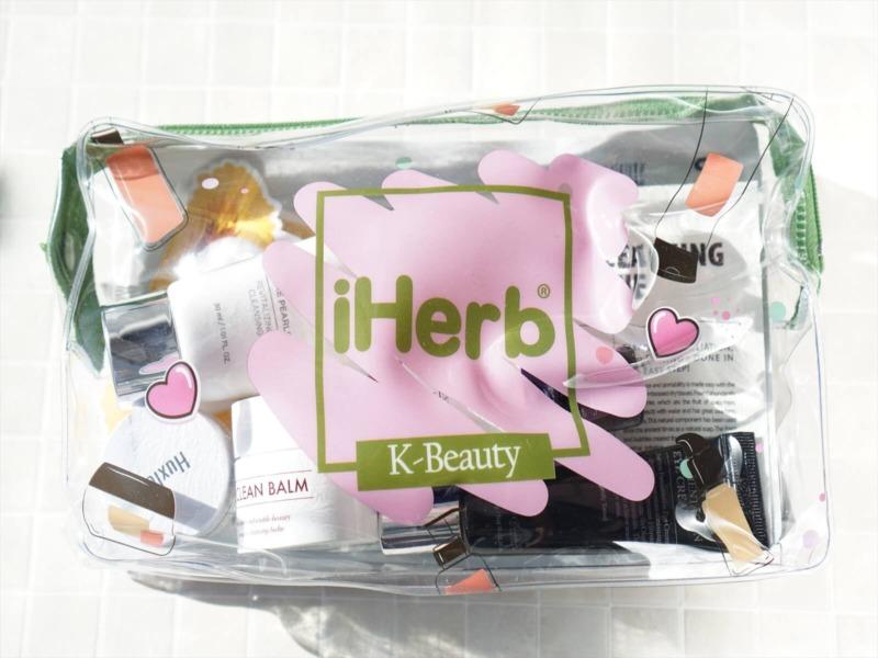 iHerb K-Beauty Bag