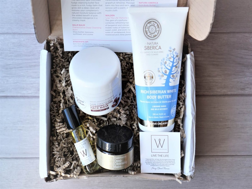 Love Lula Beauty Box December 2019 開封&レビュー