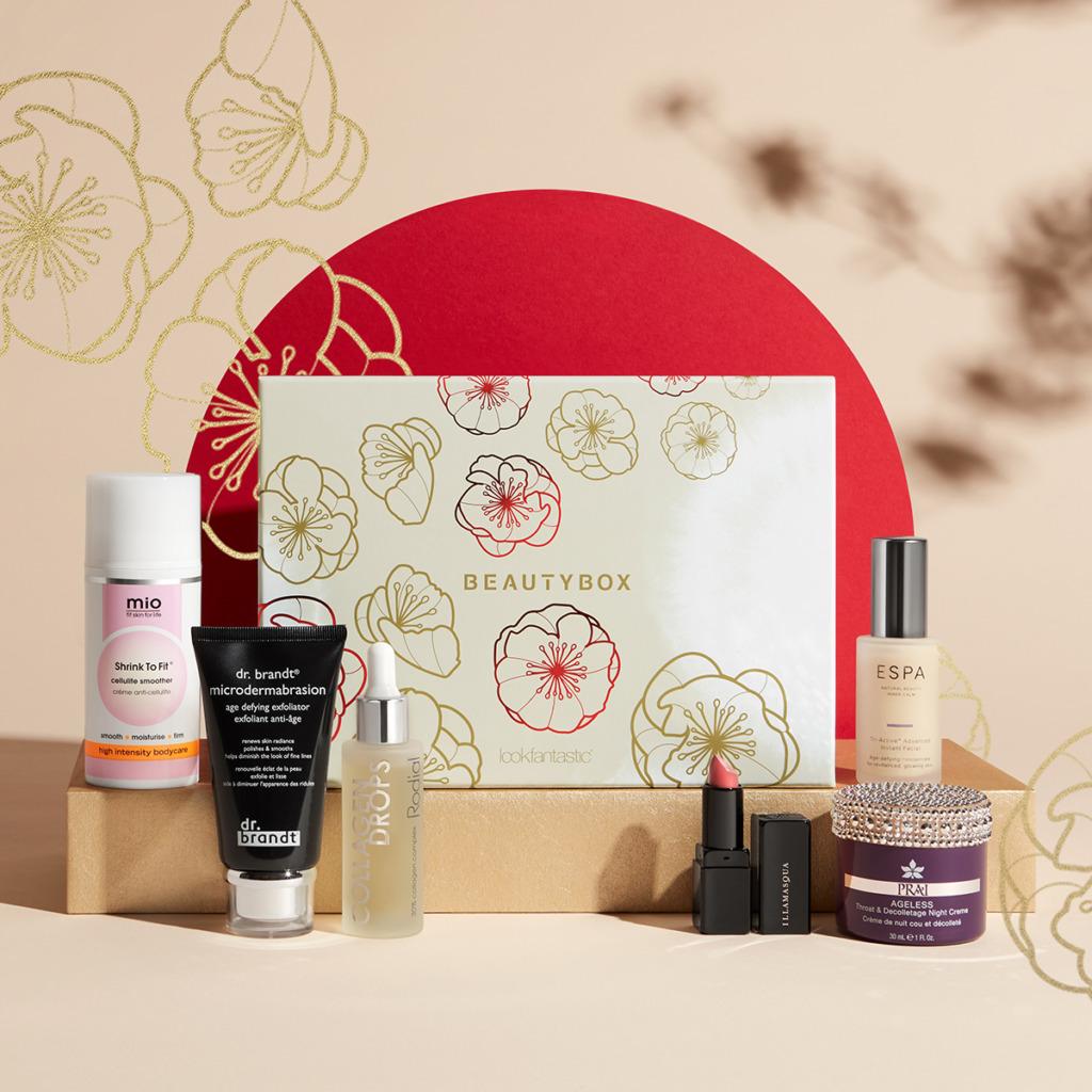 lookfantastic 日本限定 Beauty Box販売開始