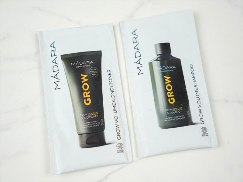 Madara Grow Volume Shampoo & Conditioner