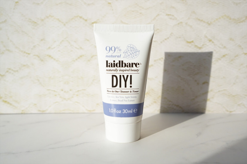 Laidbare DIY! Two In One Cleanser & Toner 30ml