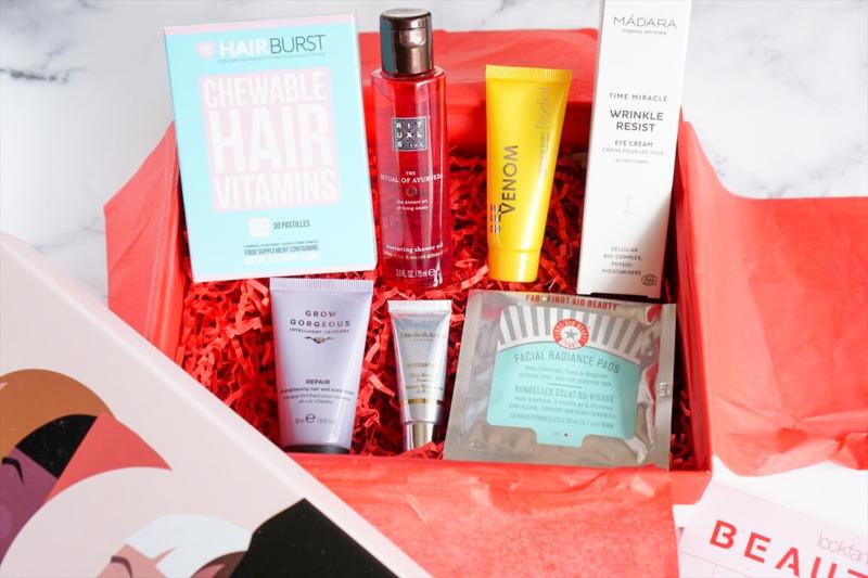 lookfantastic Beauty Box March 2020