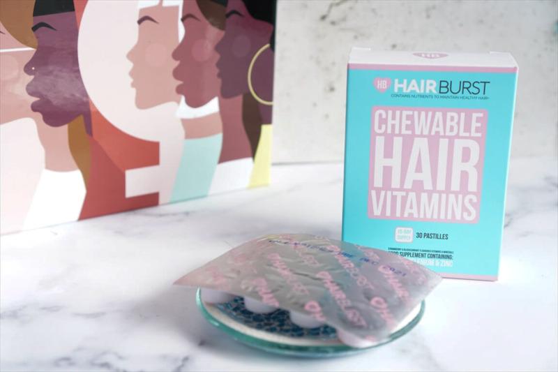 Hair Burst Chewable Hair Vitamins 15 days