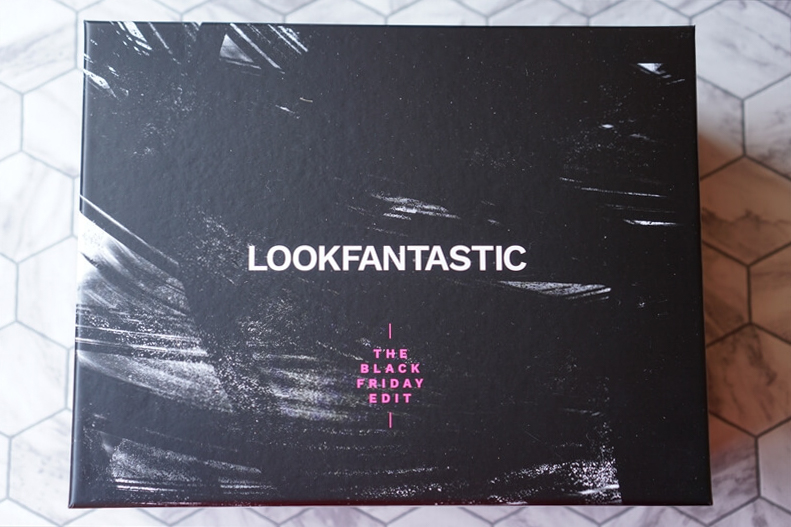 lookfantastic Black Friday Beauty Box 2020 開封&レビュー