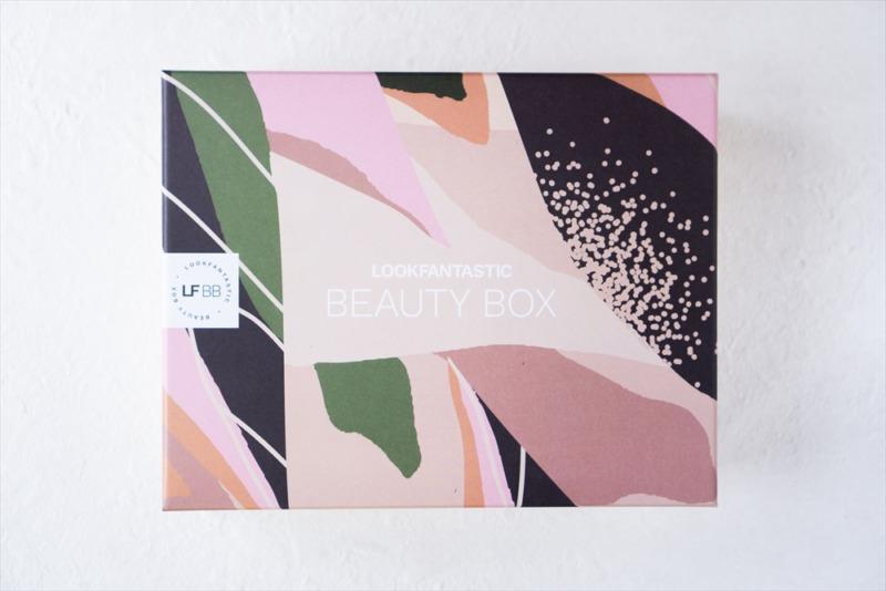lookfantastic Beauty Box June 2021 開封&レビュー