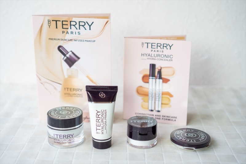 BY TERRT My hyaluronic routine set