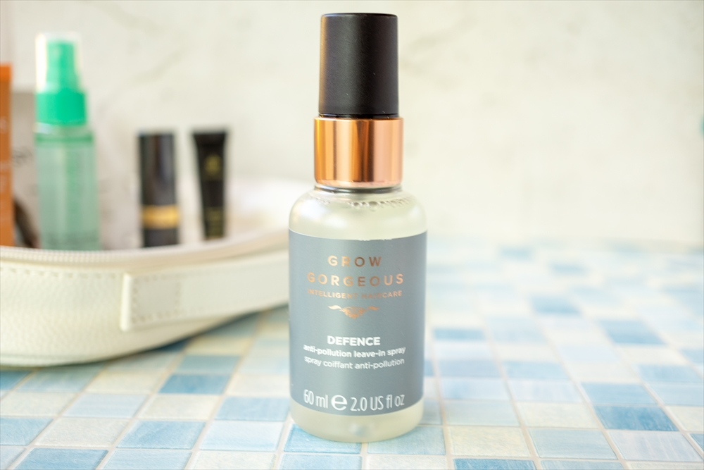 Grow Gorgeous Defence Anti-Pollution Leave In Spray 60ml