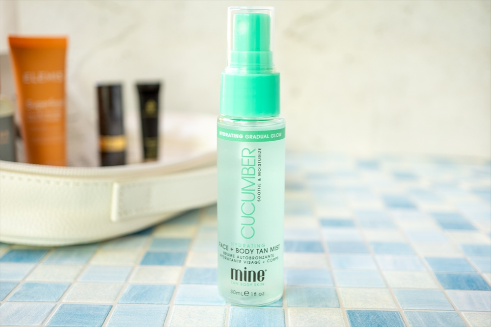 Minetan Cucumber Hydrating Face & Body Mist 30ml
