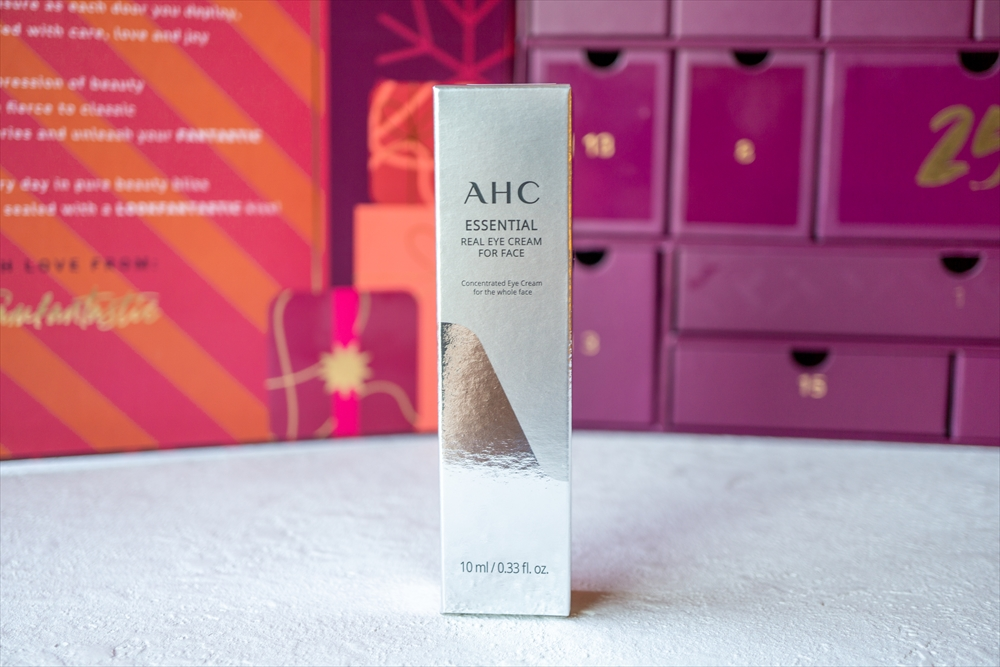 AHC Hydrating Essential Real Eye Cream for Face
