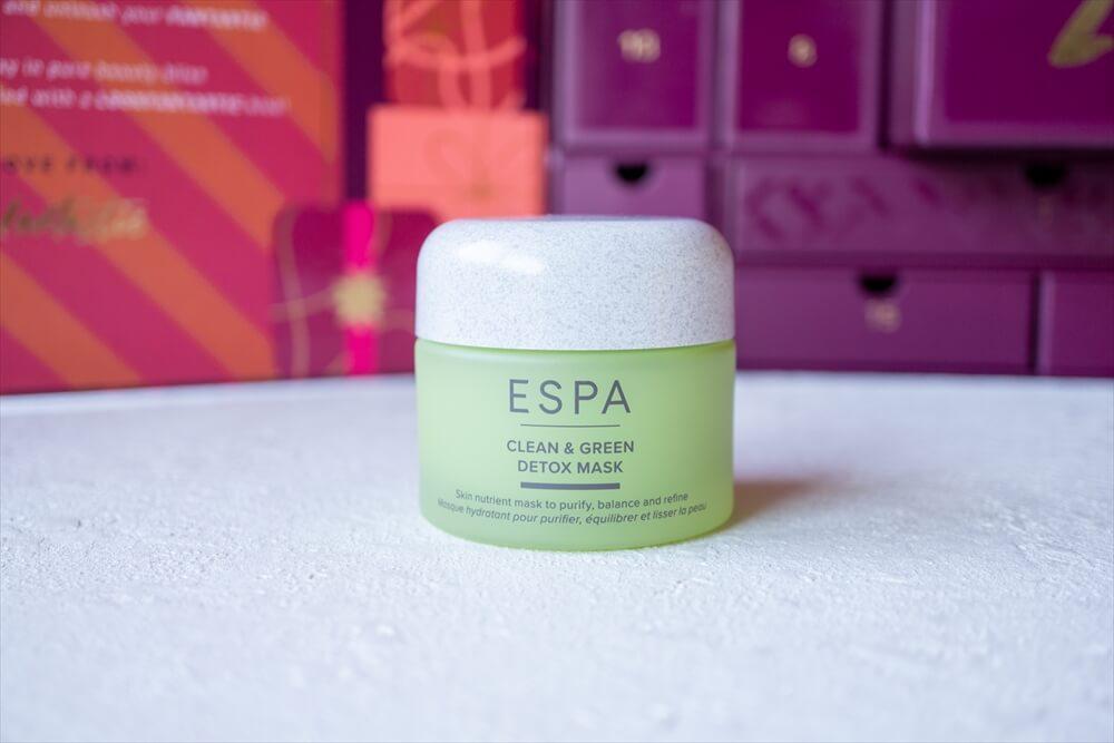 ESPA Clean & Green Detox Mask